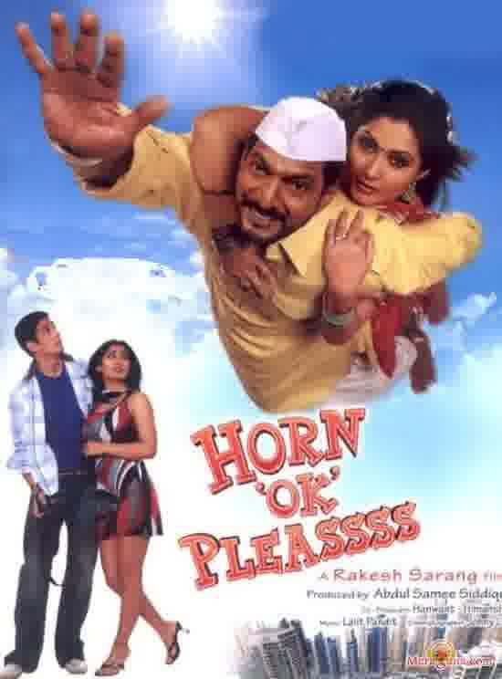 Poster of Horn Ok Pleassss (2008) - (Hindi Film)
